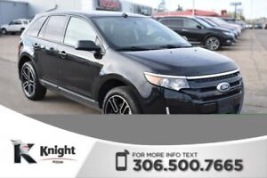 2013 Ford Edge SEL Command Start! Navigation! Accident Free! Low