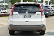 2013 Honda CR-V RM VTi-L 4WD White 5 Speed Automatic Wagon Gosford Gosford Area Preview