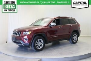 2016 Jeep Grand Cherokee *Navigation-Back Up Camera-Leather Heat