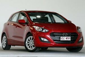 2015 Hyundai i30 GD MY14 Active Red 6 Speed Automatic Hatchback Coopers Plains Brisbane South West Preview