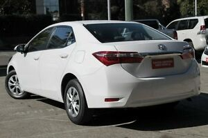 2015 Toyota Corolla ZRE172R Ascent S-CVT Glacier 7 Speed Constant Variable Sedan Mosman Mosman Area Preview