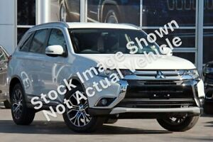 2015 Mitsubishi Outlander ZK MY16 XLS 4WD White 6 Speed Sports Automatic Wagon Dandenong Greater Dandenong Preview