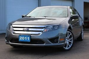 2011 Ford Fusion SEL-LOW KMS+HEATED SEATS