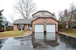 Updated 3 Bdrm Det'd Home!! 2 Full Self Contained Nanny Suites!
