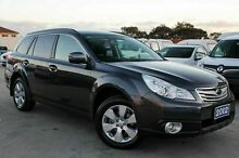 2012 Subaru Outback B5A MY12 2.5i Lineartronic AWD Grey 6 Speed Constant Variable Wagon Craigieburn Hume Area Preview