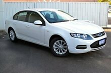 2014 Ford Falcon FG MkII XT EcoLPi White 6 Speed Sports Automatic Sedan Midland Swan Area Preview
