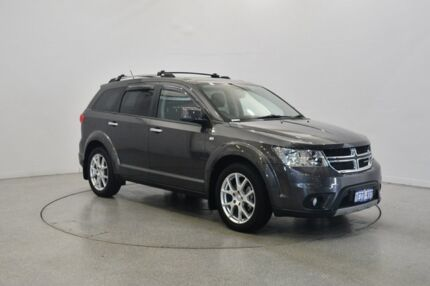 2014 Dodge Journey JC MY15 R/T Grey 6 Speed Automatic Wagon Victoria Park Victoria Park Area Preview