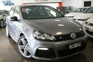2012 Volkswagen Golf VI MY13 R DSG 4MOTION Grey 6 Speed Sports Automatic Dual Clutch Hatchback Frankston Frankston Area Preview