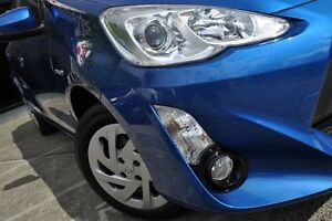 2016 Toyota Prius c NHP10R MY15 Hybrid Blue 1 Speed Continuous Variable Hatchback Mosman Mosman Area Preview