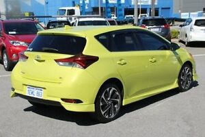 2015 Toyota Corolla Yellow Constant Variable Hatchback St James Victoria Park Area Preview