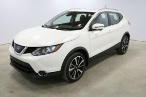 2018 Nissan Qashqai AWD SL Accident Free,  Navigation,  Leather,