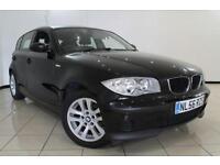 2006 56 BMW 1 SERIES 1.6 116I ES 5DR 114 BHP