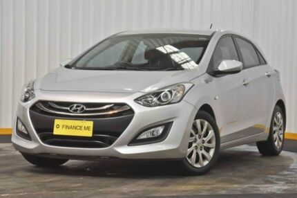 2013 Hyundai i30 GD Active Silver 6 Speed Sports Automatic Hatchback Hendra Brisbane North East Preview