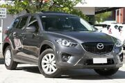 2013 Mazda CX-5 KE1071 Grand Touring SKYACTIV-Drive AWD 6 Speed Sports Automatic Wagon Adelaide CBD Adelaide City Preview