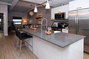 1 BR - Loft Style Living! Renovated! In-suite Laundry! CALL NOW!