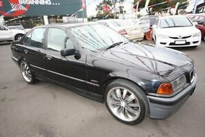 1995 BMW 318I E36 Signature Edition Black 4 Speed Automatic Sedan Kingsville Maribyrnong Area Preview