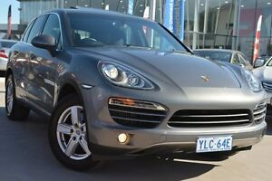 2010 Porsche Cayenne 92A MY11 Diesel Tiptronic Grey 8 Speed Sports Automatic Wagon Pearce Woden Valley Preview