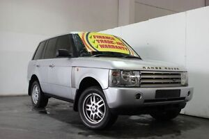 2002 Land Rover Range Rover HSE Silver 5 Speed Automatic Wagon Underwood Logan Area Preview