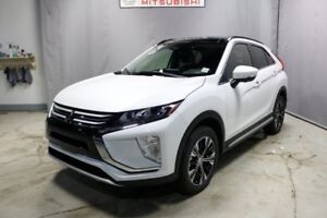 2019 Mitsubishi Eclipse Cross GT AWD INCLUDES GT PKG ACC, BACK U