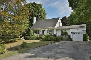 Oakville .6 Acre on 100 x 272 Lot