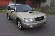 2000 Subaru Forester GT Campbellfield Hume Area Preview