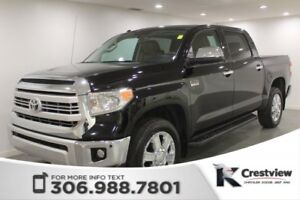 2014 Toyota Tundra Platinum Crewmax | Leather | Sunroof | Naviga