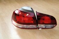 MK6 OEM DIRECT REPLACEMENT VOLKSWAGEN GTI TAIL LIGHTS