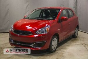 2018 Mitsubishi Mirage ES 5-SPEED 1.2 AIR CONDITIONING, BACK UP