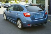 2015 Subaru Impreza G4 MY15 2.0i-S Lineartronic AWD Quartz 6 Speed Constant Variable Hatchback Mount Gravatt Brisbane South East Preview