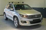 2014 Volkswagen Tiguan 5N MY15 132TSI DSG 4MOTION Silver 7 Speed Sports Automatic Dual Clutch Wagon Prospect Prospect Area Preview