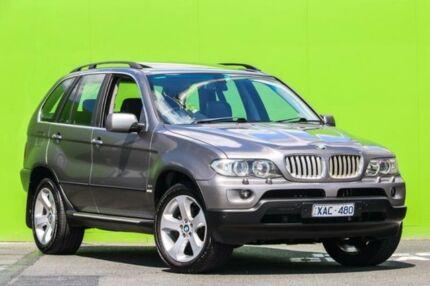2004 BMW X5 E53 MY04 Steptronic 6 Speed Sports Automatic Wagon