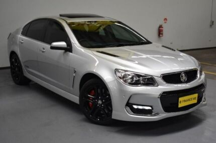 2016 Holden Commodore VF II MY16 SS V Redline Silver 6 Speed Sports Automatic Sedan Brooklyn Brimbank Area Preview
