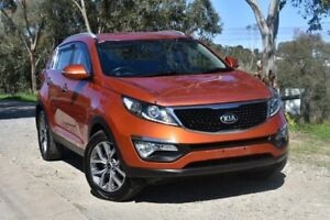 2014 Kia Sportage SL MY14 Si 2WD Premium Orange 6 Speed Sports Automatic Wagon St Marys Mitcham Area Preview