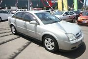 2005 Holden Vectra ZC MY2005 CD Gold 5 Speed Automatic Sedan Kingsville Maribyrnong Area Preview