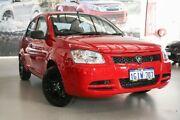 2010 Proton S16 BT G Red 5 Speed Manual Sedan Rockingham Rockingham Area Preview