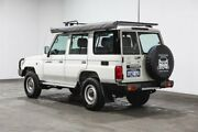 2015 Toyota Landcruiser VDJ76R Workmate White 5 Speed Manual Wagon Welshpool Canning Area Preview