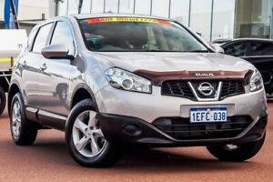2013 Nissan Dualis J10W Series 3 MY12 ST Hatch X-tronic 2WD Blade 6 Speed Constant Variable