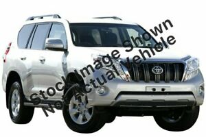 2014 Toyota Landcruiser Prado KDJ150R MY14 GXL Silver 5 Speed Sports Automatic Wagon Hoppers Crossing Wyndham Area Preview
