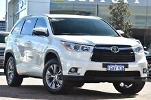2015 Toyota Kluger GSU50R GXL 2WD White 6 Speed Sports Automatic Wagon Osborne Park Stirling Area Preview