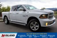 2014 Ram 1500 Sport, Park Assist, Sunroof, Keyless Entry Cowichan Valley / Duncan British Columbia Preview