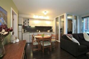 1 Bedroom and Den In Downtown Vancouver, Spectrum Tower