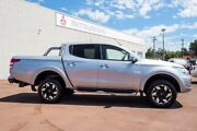 2016 Mitsubishi Triton MQ MY16 Exceed Double Cab White 5 Speed Sports Automatic Utility Bayswater Bayswater Area Preview