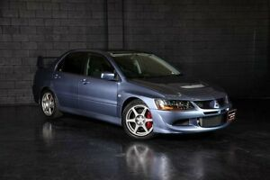 2003 Mitsubishi Lancer Evolution VIII Gunmetal Manual Sedan Daisy Hill Logan Area Preview