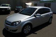 2008 Holden Astra AH MY08 CDTi Silver 6 Speed Manual Hatchback Toowoomba Toowoomba City Preview