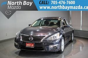 2014 Nissan Altima 2.5 Sunroof + Power Driver Seat + Back-Up Cam