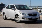 2008 Toyota Corolla ZRE152R Ascent Silver 4 Speed Automatic Sedan Wangara Wanneroo Area Preview