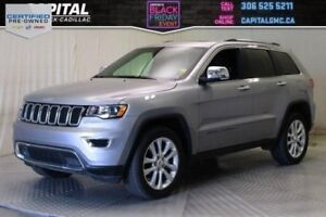 2017 Jeep Grand Cherokee Limited 4WD*4X4*Leather*Sunroof*