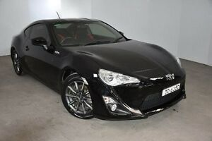 2013 Toyota 86 ZN6 GT Black 6 Speed Manual Coupe Mount Gambier Grant Area Preview