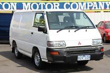 2007 Mitsubishi Express SJ M07 SWB Warm White 5 Speed Manual Van Heatherton Kingston Area Preview