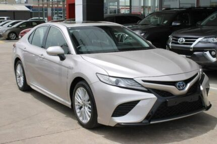 2018 Toyota Camry Axvh71R SL Brown 6 Speed Constant Variable Sedan Hybrid Hoppers Crossing Wyndham Area Preview